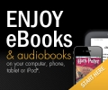 Downloadable Audiobooks, eBooks, Music, Video